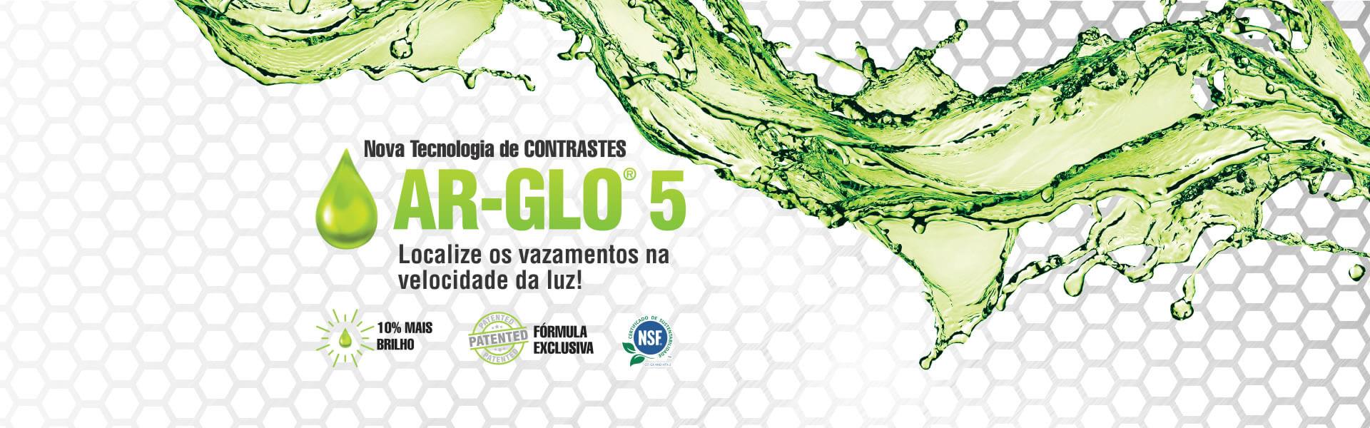 Contrastes Spectroline® novo AR-GLO®5