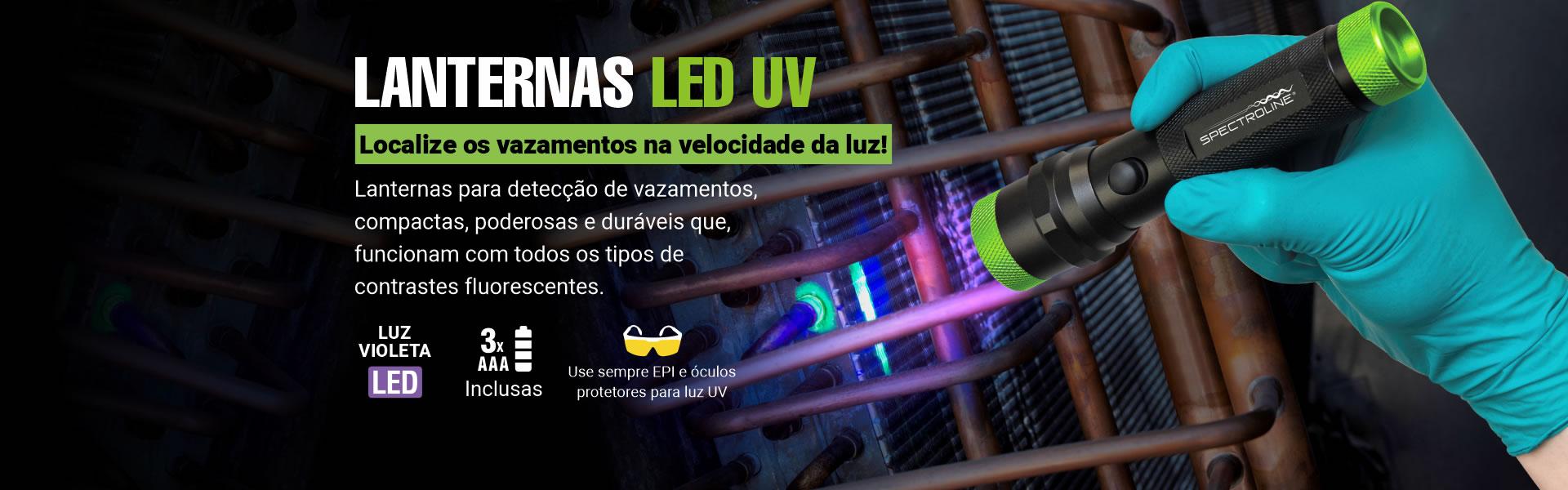 Lanternas UV