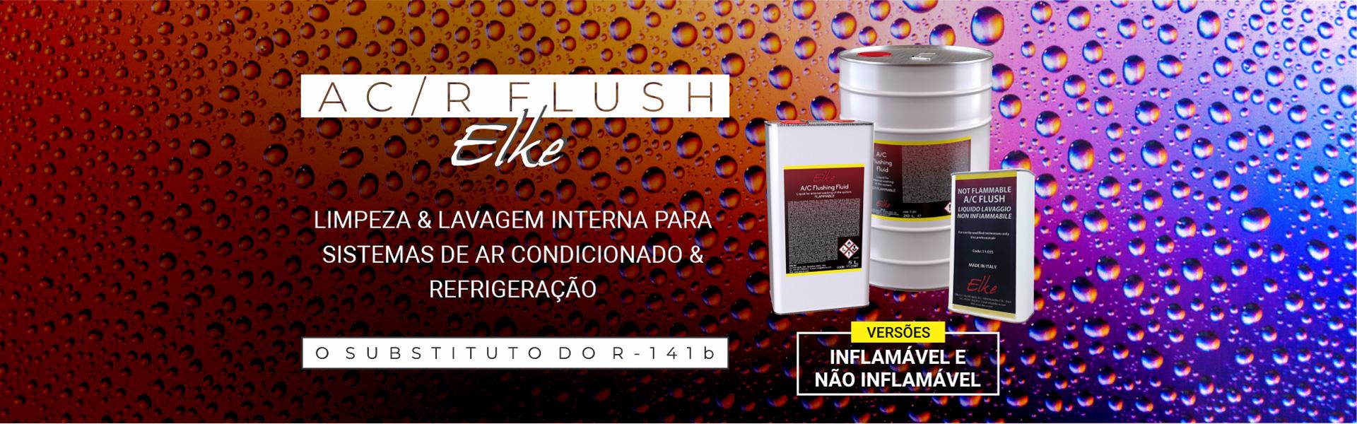 AC/R FLUSH ELKE